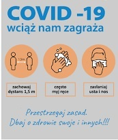 Regulamin COVID nadal aktualny.